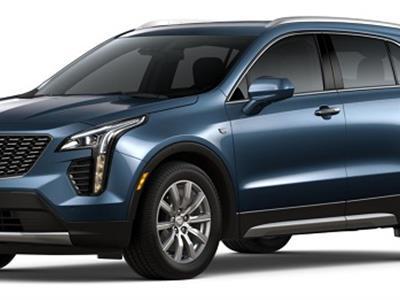 2020 Cadillac XT4 lease in Cincinnati,OH - Swapalease.com