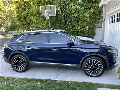 2019 Lincoln Nautilus lease in Studio City,CA - Swapalease.com