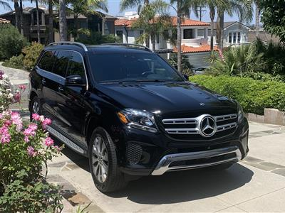 2019 Mercedes-Benz GLS-Class lease in The Woodlands,TX - Swapalease.com