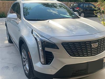2020 Cadillac XT4 lease in Houston,TX - Swapalease.com