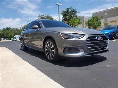 2020 Audi A4 lease in Miami,FL - Swapalease.com