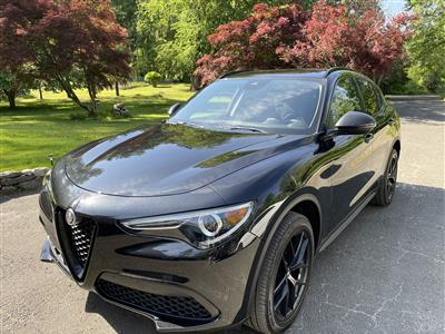 2020 Alfa Romeo Stelvio lease in Stamford,CT - Swapalease.com