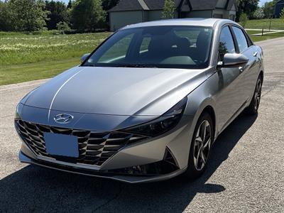 2021 Hyundai Elantra lease in Plainfield,IL - Swapalease.com