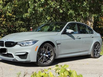 2018 BMW M3 CS lease in Palm Harbor,FL - Swapalease.com