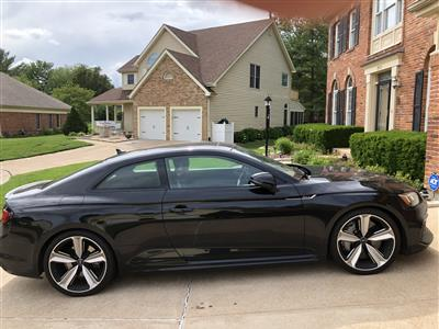 2018 Audi RS 5 lease in St. Louis,MO - Swapalease.com