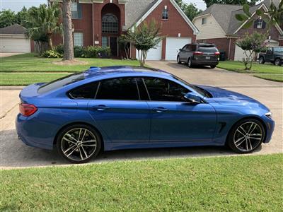 2019 BMW 4 Series lease in Missouri City,TX - Swapalease.com
