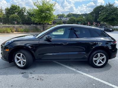 2021 Porsche Macan lease in Atlanta,GA - Swapalease.com