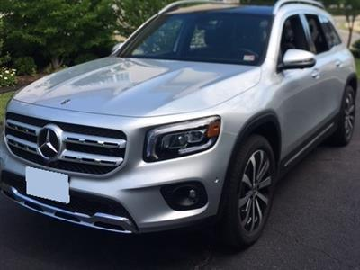 2020 Mercedes-Benz GLB SUV lease in Chantilly,VA - Swapalease.com