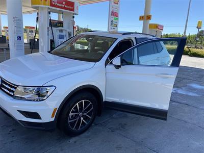 2021 Volkswagen Tiguan lease in Rowland,NC - Swapalease.com