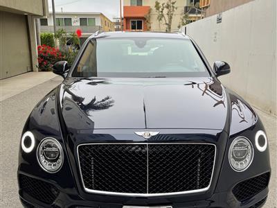 2019 Bentley Bentayga lease in Los Angeles,CA - Swapalease.com