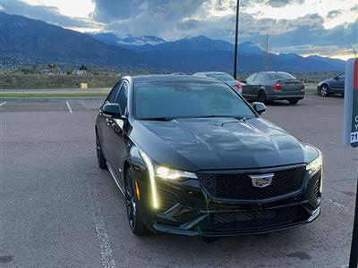 2020 Cadillac CT4-V lease in Colorado Spings,CO - Swapalease.com