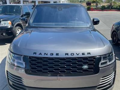 2019 Land Rover Range Rover lease in Temecula,CA - Swapalease.com