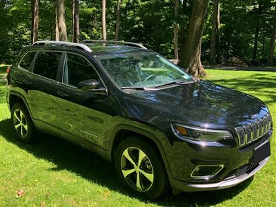2020 Jeep Cherokee lease in Orchard Park,NY - Swapalease.com