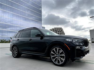 2021 BMW X7 lease in Lake Forest,CA - Swapalease.com