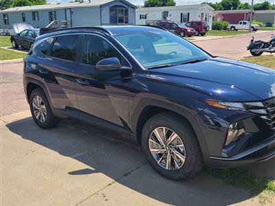 2022 Hyundai Tucson Hybrid lease in Sioux Falls,SD - Swapalease.com