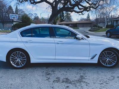 2019 BMW 5 Series lease in Walnut Creek,CA - Swapalease.com