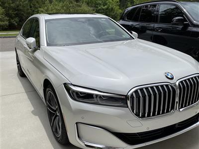 2020 BMW 7 Series lease in Charleston,SC - Swapalease.com