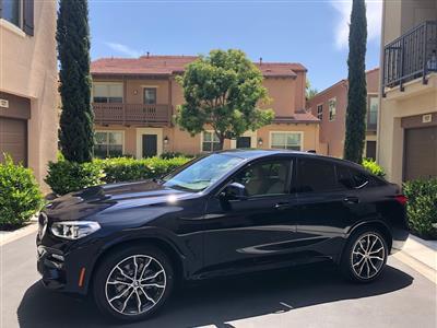 2019 BMW X4 lease in Irvine,CA - Swapalease.com