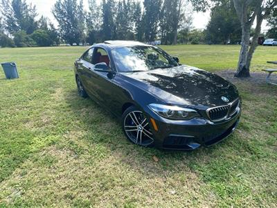 2021 BMW 2 Series lease in Weston,FL - Swapalease.com