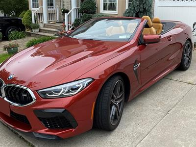 2020 BMW M8 lease in Staten Island,NY - Swapalease.com