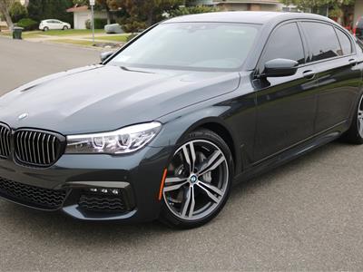 2019 BMW 7 Series lease in Anaheim,CA - Swapalease.com