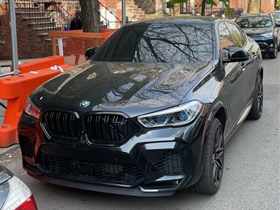 2021 BMW X6 M Competition lease in Brooklyn,NY - Swapalease.com