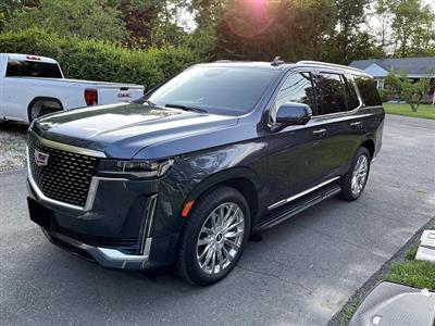 2021 Cadillac Escalade lease in Norwalk,CT - Swapalease.com