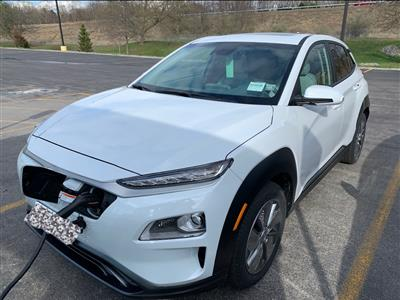 2021 Hyundai Kona Electric lease in Rodchester ,NY - Swapalease.com