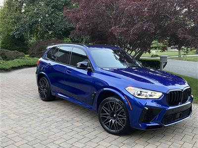 2021 BMW X5 M Competition lease in Mt Sinai,NY - Swapalease.com
