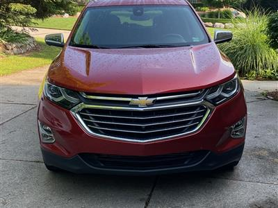 2020 Chevrolet Equinox lease in Lake Orion,MI - Swapalease.com