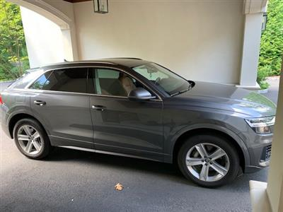 2020 Audi Q8 lease in OLD TAPPAN,NJ - Swapalease.com