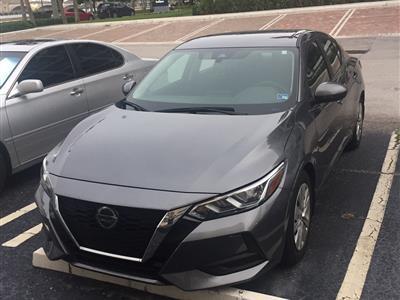 2020 Nissan Sentra lease in West Palm Beach,FL - Swapalease.com