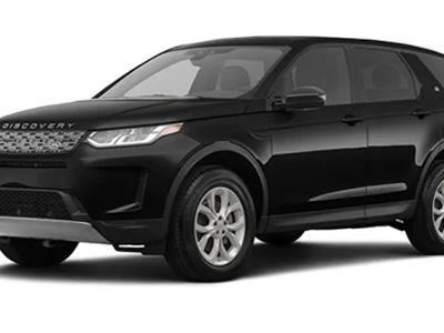 2020 Land Rover Discovery Sport lease in El Cerrito,CA - Swapalease.com