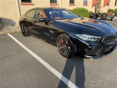 2021 BMW M8 lease in Lyndhurst,NJ - Swapalease.com