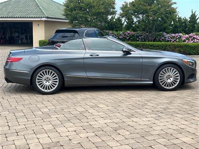 2017 Mercedes-Benz S-Class lease in Clifton,NJ - Swapalease.com