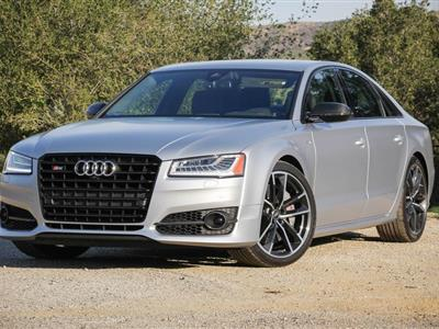 2016 Audi S8 lease in Clifton,NJ - Swapalease.com