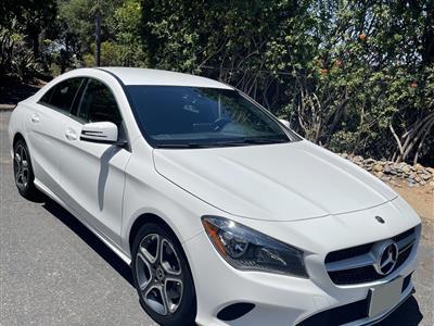 2019 Mercedes-Benz CLA Coupe lease in Vista,CA - Swapalease.com