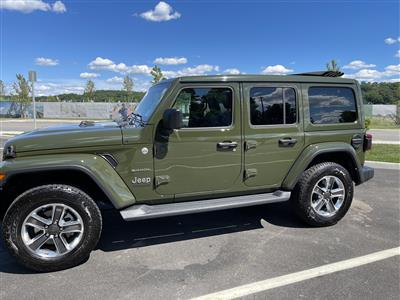 2020 Jeep Wrangler Unlimited lease in Glen Cove,NY - Swapalease.com
