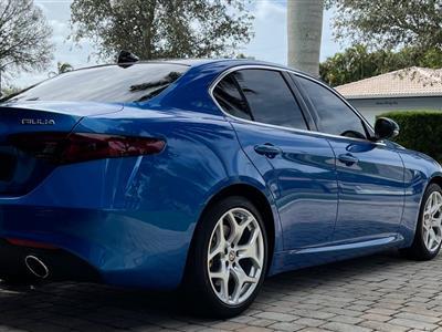 2020 Alfa Romeo Giulia lease in Plantation,FL - Swapalease.com