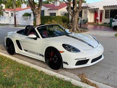 2019 Porsche 718 lease in Miami,FL - Swapalease.com