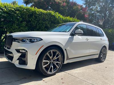 2021 BMW X7 lease in Suffolk,VA - Swapalease.com