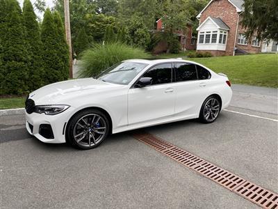 2020 BMW 3 Series lease in Alpine,NJ - Swapalease.com