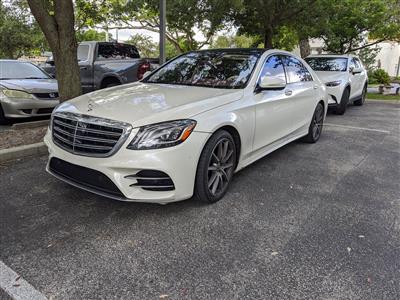 2020 Mercedes-Benz S-Class lease in Boca Raton,FL - Swapalease.com