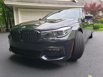 2019 BMW 7 Series lease in Grand Rapids,MI - Swapalease.com