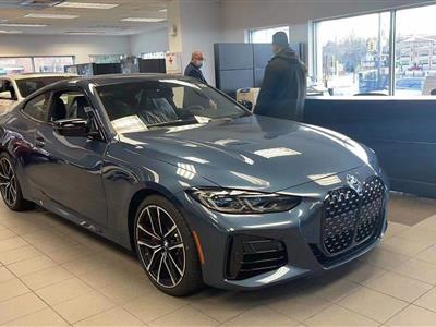 2021 BMW 4 Series lease in north bergen,NJ - Swapalease.com