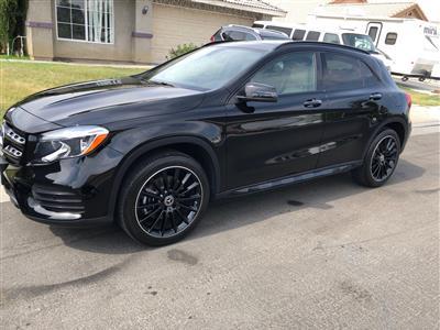 2019 Mercedes-Benz GLA SUV lease in Indio,CA - Swapalease.com