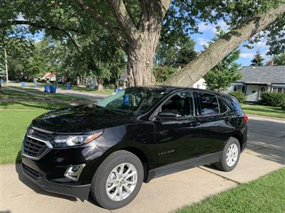2019 Chevrolet Equinox lease in Dearborn Heights,MI - Swapalease.com