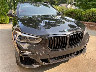 2021 BMW X5 lease in GREENVILLE,SC - Swapalease.com