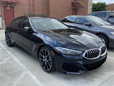 2022 BMW 8 Series lease in Frisco,TX - Swapalease.com