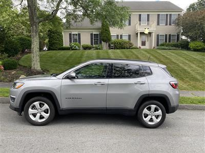2020 Jeep Compass lease in Westborough,MA - Swapalease.com